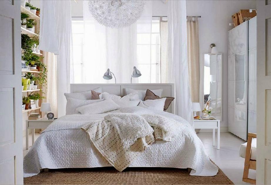 Συνδυάστε διαφορετικά υλικά σε λευκό χρώμα.