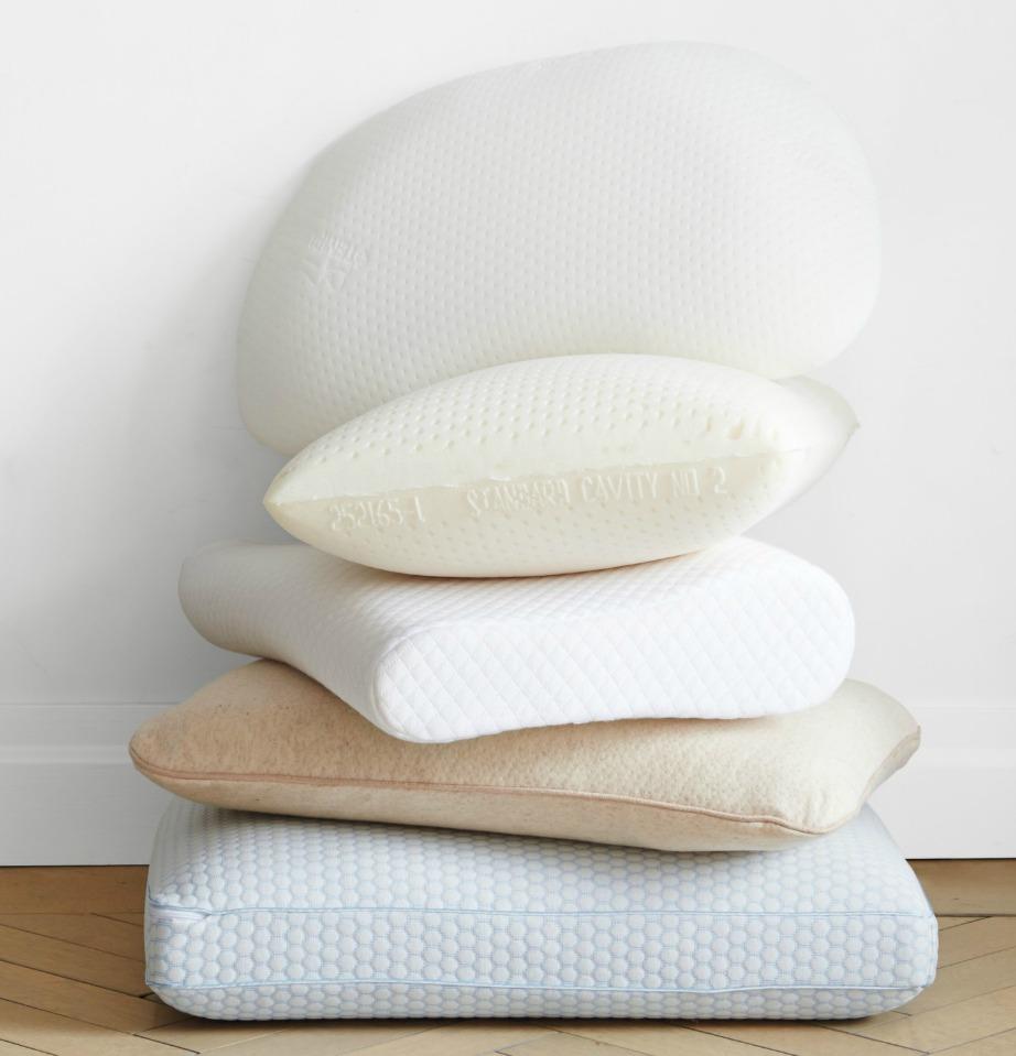 Πλύντε τα μαξιλάρια σας κάθε 3-6 μήνες.