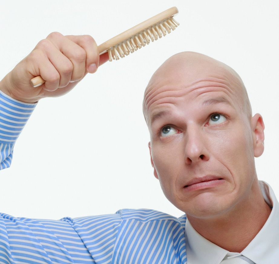 Μην περιμένετε να χάστε όλα σας τα μαλλιά για να αναλάβετε δράση.