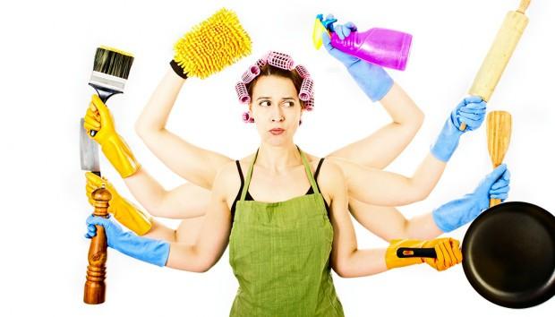 14 Tips Καθαρισμού για Πολυάσχολες Μαμάδες