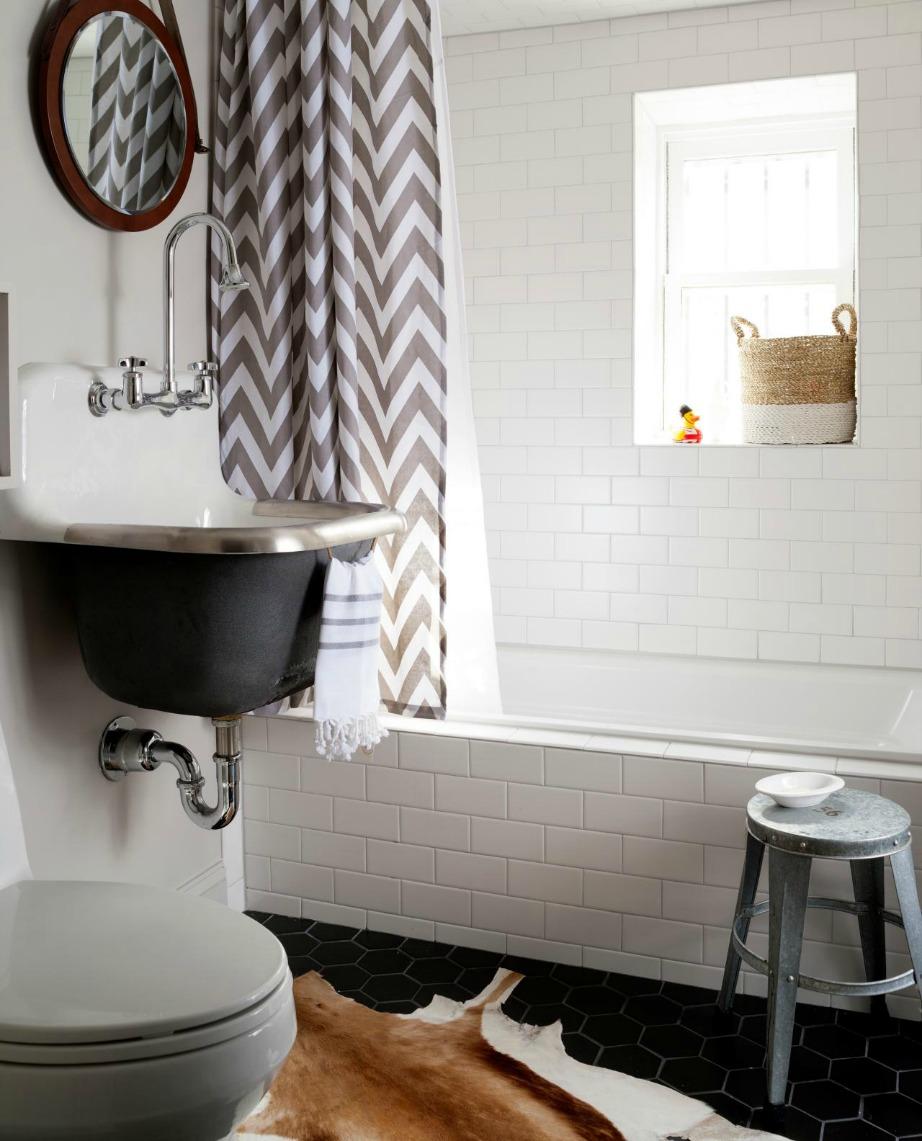 Αφήνοντας την πόρτα ανοιχτή όταν κάνετε μπάνιο, η ζέστη από τους ατμούς πηγαίνει σε όλο το σπίτι.