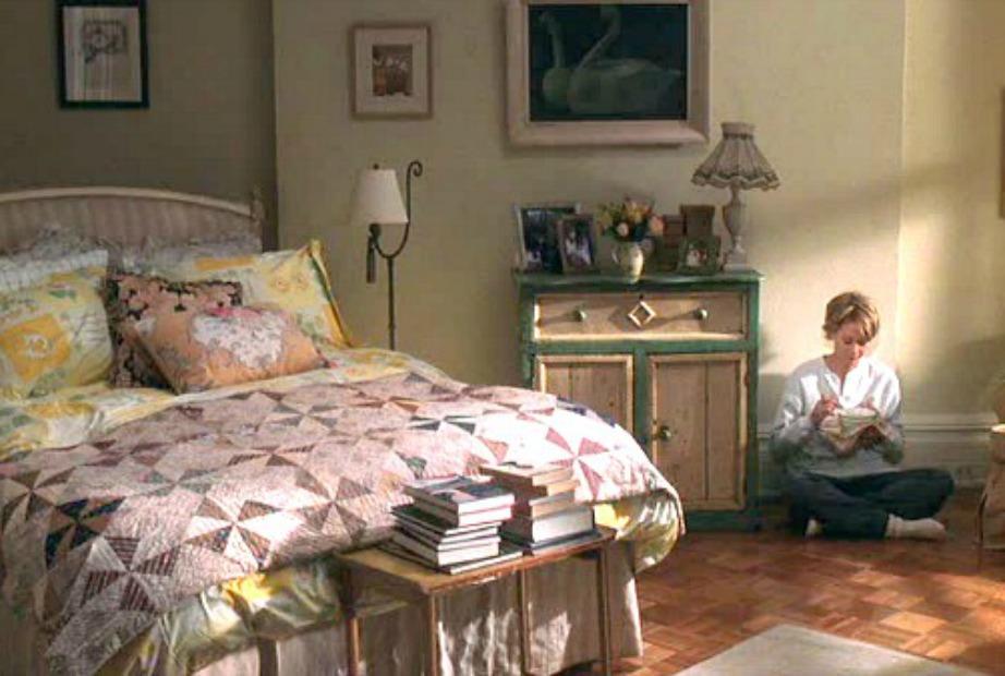 Ένα από τα πιο ωραία δωμάτια που έχουμε δει σε ταινία είναι αυτό της Kathleen στην ταινία You've got mail.