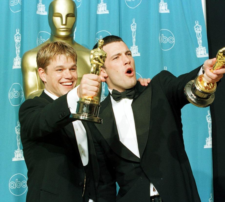 Φέτος ο Matt Damon διεκδικεί το βραβείο Όσκαρ Α' Ανδρικού ρόλου για την ερμηνεία του στη ταινία The Martian.