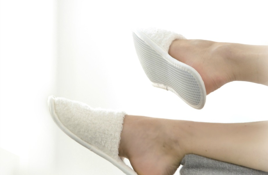 Αποφύγετε να τις φοράτε με γυμνά πόδια