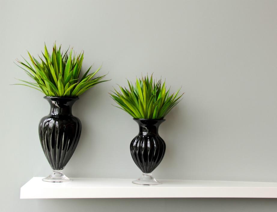 Τα φυτά και η πρασινάδα βοηθάνε στην ανανέωση της θετικής ενέργειας.