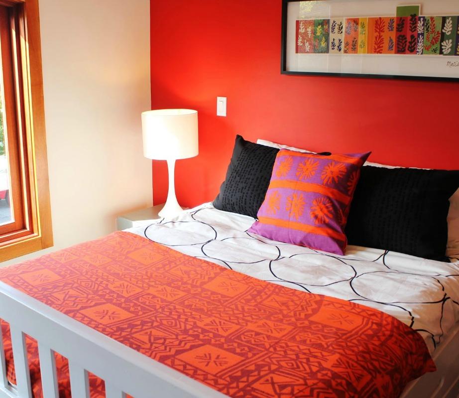 Το πορτοκαλί στη συγκεκριμένη απόχρωση είναι ε΄να πολύ ερωτικό χρώμα.