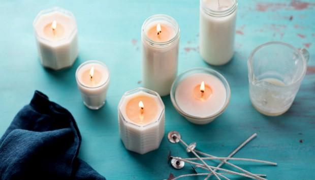 Πανεύκολο DIY: Φτιάξτε Ατμόσφαιρα με τα Δικά σας Αρωματικά Κεριά!