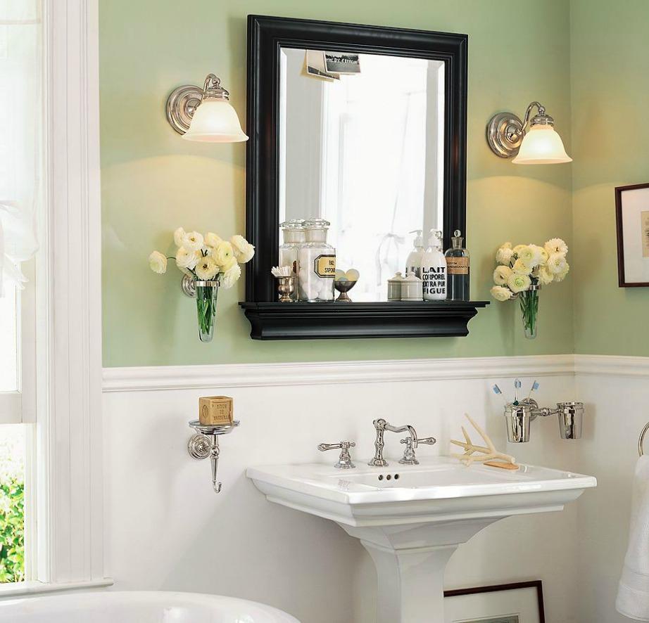 Προστατέψτε το θόλωμα του καθρέφτη με λίγο αφρό ξυρίσματος.