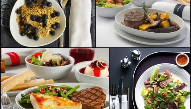 Φαγητό στην Πρώτη και στην Οικονομική Θέση! Οι Διαφορές του σε 6 Γνωστές Αεροπορικές Εταιρίες