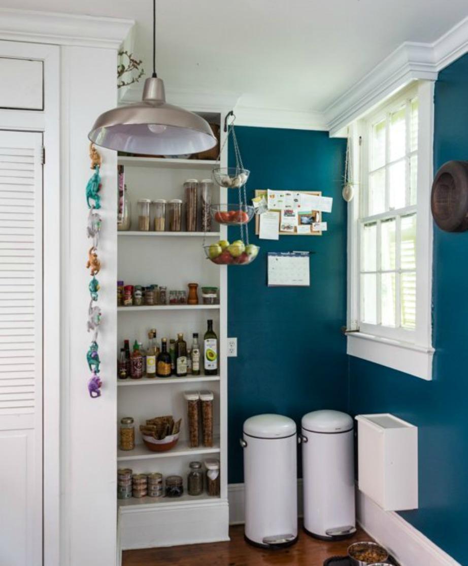 Βάλτε κάδους απορριμάτων σε κάθε δωμάτιο του σπιτιού και θα ελαττωθεί σημαντικά η ακαταστασία.