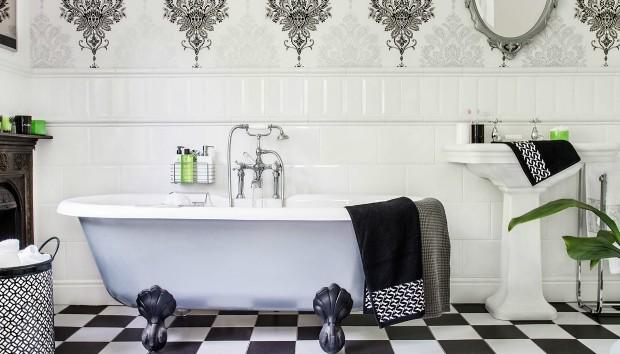 Πώς να Διακοσμήσετε Σωστά ένα Αντρικό Μπάνιο