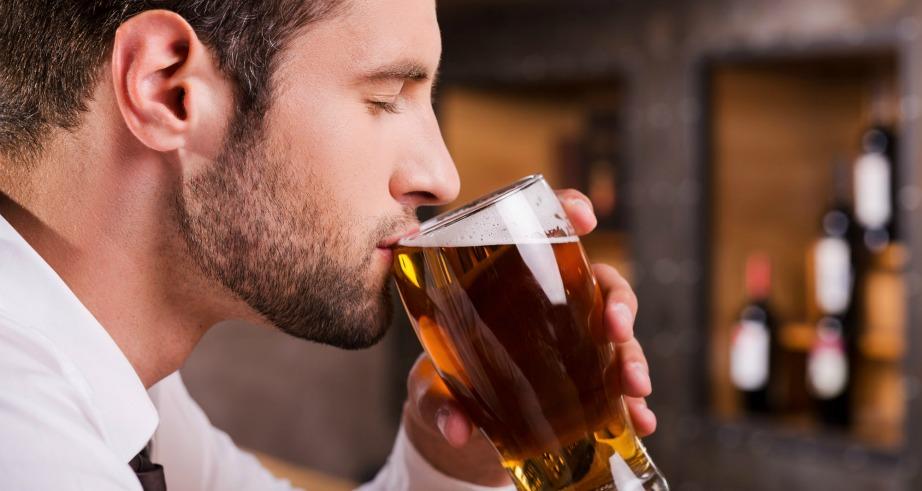 Αν πίνετε μπύρα με μέτρο δεν πρόκειται να αποκτήσετε μεγάλη κοιλιά.