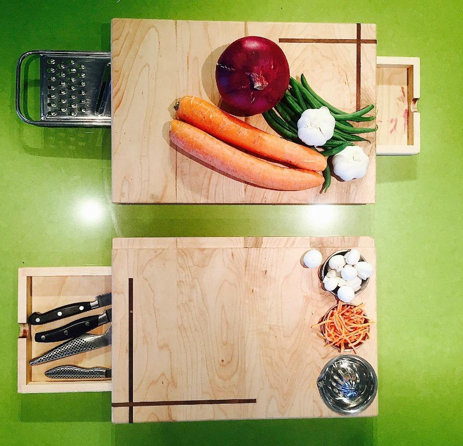 Αυτό το πόλυεργαλείο θα σας λύσει τα χέρια την ώρα του μαγειρέματος.