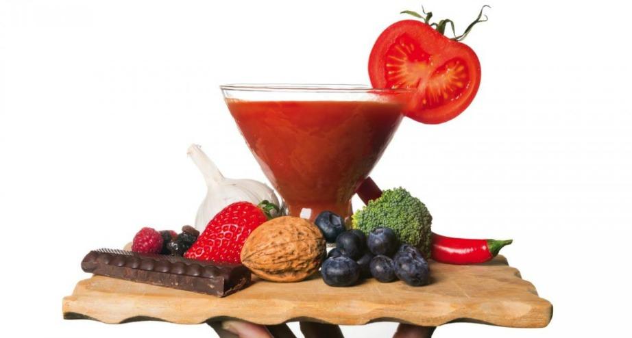 Η ντομάτα και τα μούρα είναι δύο από τα πιο αντικαρκινικά τρόφιμα που υπάρχουν.