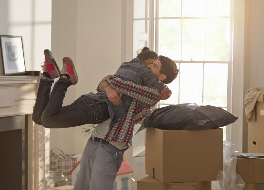 Μην ξεχνάτε ποτέ πως αυτό που σας έκανε να πείτε ναι στη συγκατοίκηση είναι η αγάπη που τρέφετε ο ένας για τον άλλον.