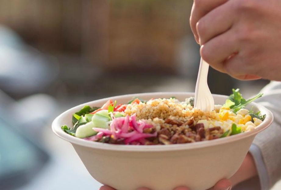 Το κινόα είναι βασική πρώτη ύλη για τα περισσότερα πιάτα.