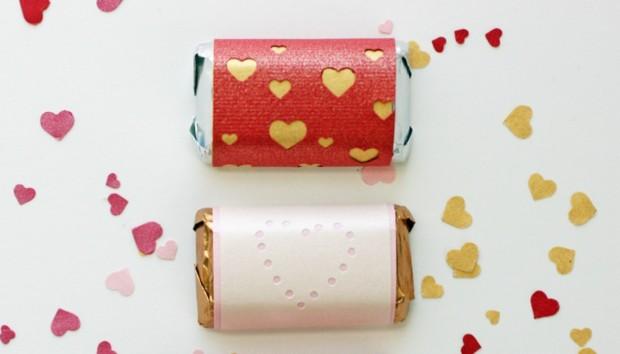 4 DIY Ιδέες Δώρων για την Ημέρα του Αγίου Βαλεντίνου