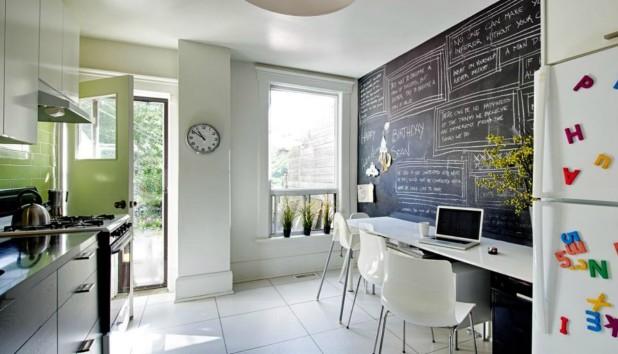 Αυτά Είναι τα Τραπέζια που Μπορείτε να Βάλετε Ακόμα και στην πιο Μικρή Κουζίνα