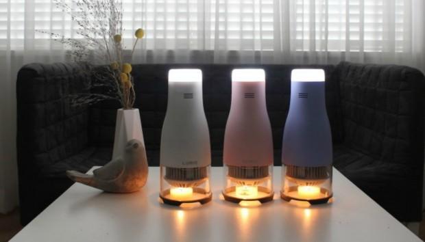 Φωτίστε Ένα Ολόκληρο Δωμάτιο Χρησιμοποιώντας Μόνο Ένα Κερί