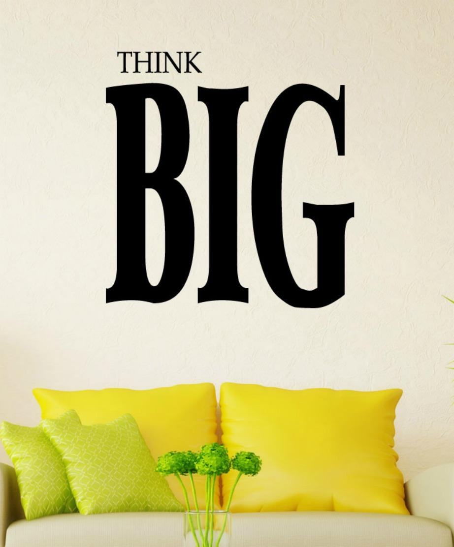Ένα θετικό μήνυμα μπορεί να μπει ακόμα και στον τοίχο!