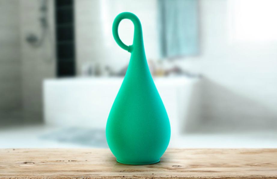 Αυτό είναι το μπουκάλι σαμπουάν του μέλλοντος.