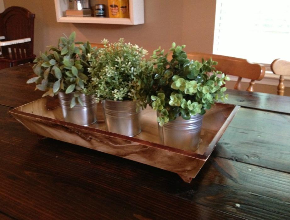 Τα ψεύτικα φυτά υποβαθμίζουν αρκετά τη διακόσμηση του σπιτιού σας.