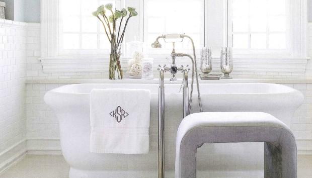 Λευκό Μπάνιο: Πώς να το Κάνετε Απίστευτα Στιλάτο