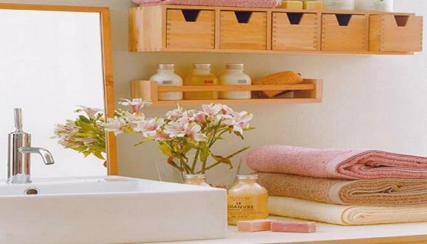 4 DIY Διακοσμητικά που θα Μεταμορφώσουν το Μπάνιο σας