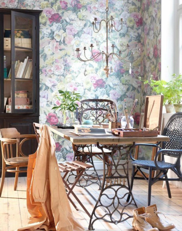 To bohemian στιλ στη διακόσμηση είναι ένα πολύ ανοιξιάτικο στιλ που θα γεμίσει το σπίτι σας με χρώμα και ζωντάνια.