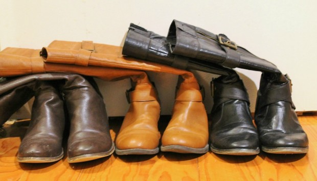 Αυτός είναι ο Σωστός Τρόπος για να Αποθηκεύσετε τις Μπότες σας!