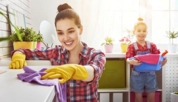 Ένα Πανεύκολο και Γρήγορο Tip για Βαθύ Καθάρισμα του Σπιτιού