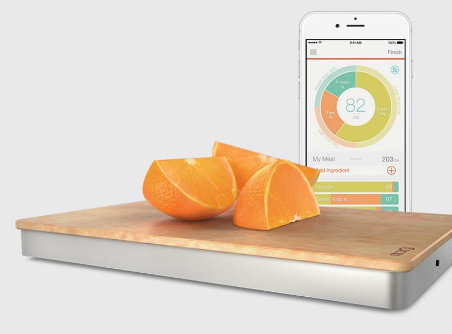 Η Prep Pad θα σας βοηθήσει να τρώτε πιο υγιεινά.