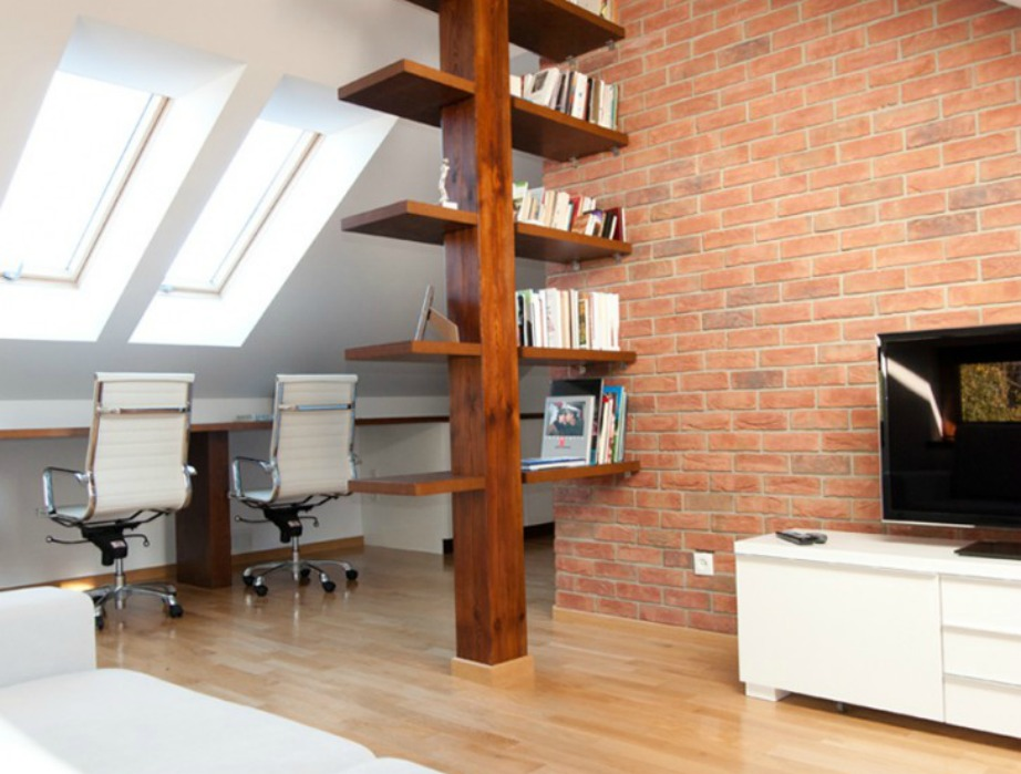 Μετατρέψτε την κολώνα σας σε βιβλιοθήκη!