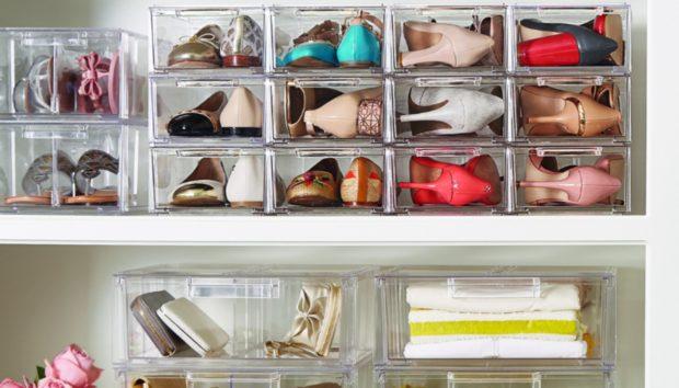 Πανέξυπνες Ιδέες για να Αποθηκεύετε τα Παπούτσια σας με Στιλ