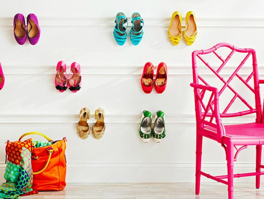 Αναδείξτε τα αγαπημένα σας παπούτσια.