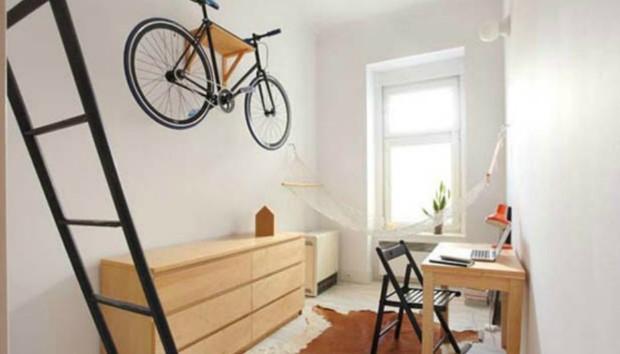Διαμέρισμα 13 τμ: Μπορεί να Είναι Μικρό Αλλά δεν του Λείπει Τίποτα!
