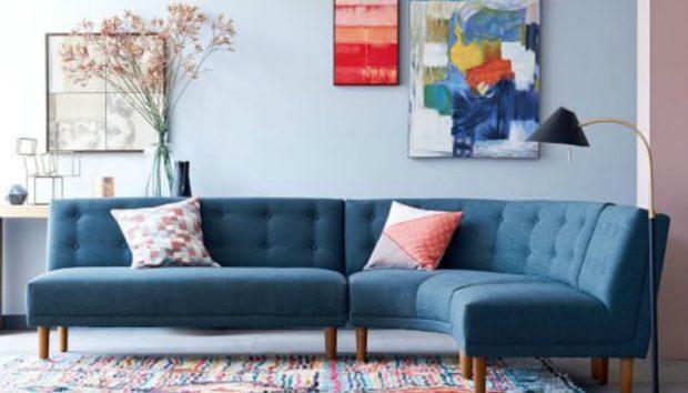 Γωνιακός Καναπές: Έτσι Πρέπει να τον Τοποθετείτε στο Σαλόνι σας