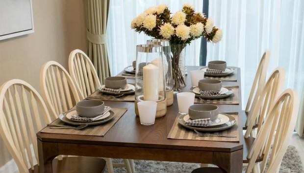 «Τι να προτιμήσω; Στρογγυλό ή Ορθογώνιο Τραπέζι για την Τραπεζαρία;»