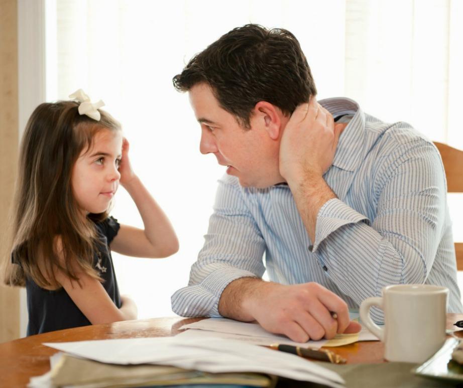 Ακούστε προσεκτικά κάθε συμβουλή του μπαμπά σας. Κάποια στιγμή στη ζωή σας θα σας χρειαστεί!