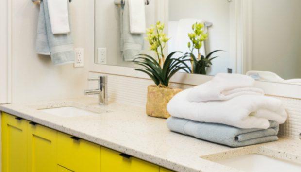 Φτιάξτε Σήμερα ΑΥΤΟ το Αρωματικό για να Μυρίζει Υπέροχα το Μπάνιο σας Κάθε Μέρα