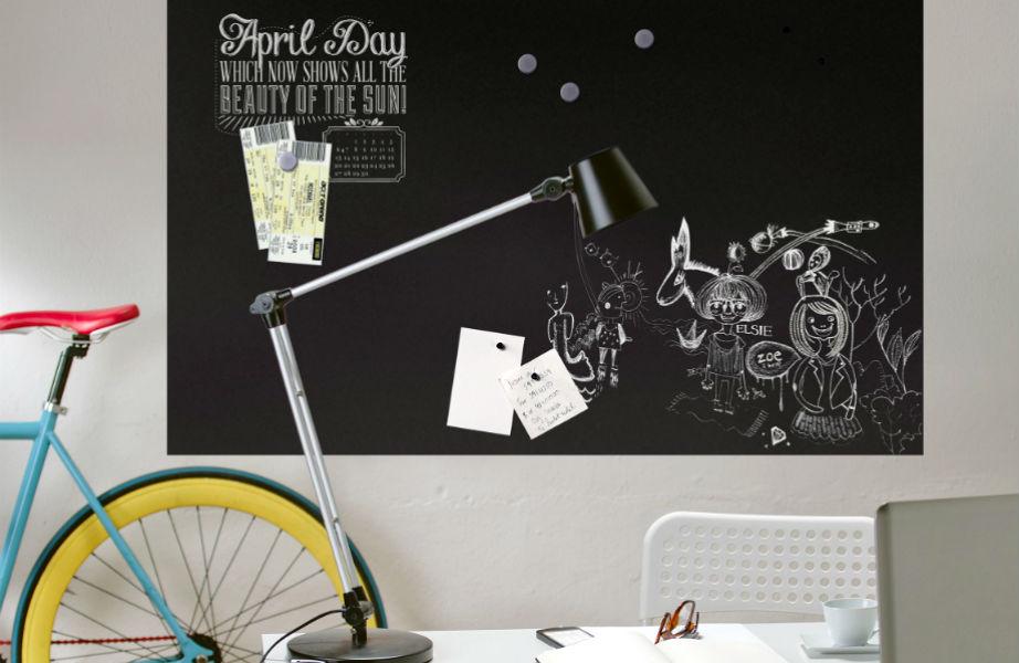 Πού θα κρατάτε τις σημειώσεις στο γραφείο σας; Στον τοίχο σας!