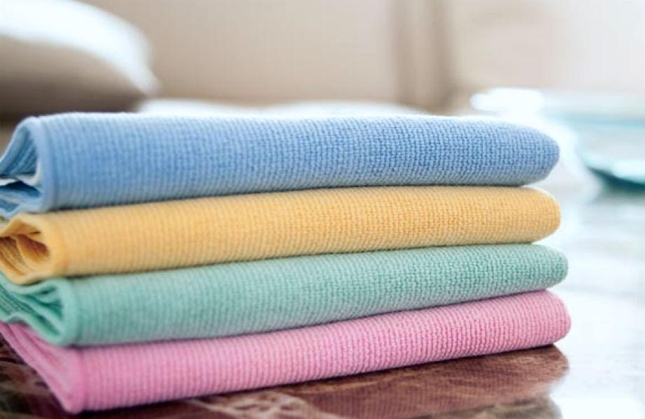 Τα μαλακά πανάκια είναι ιδανικά για την καθαριότητα του σπιτιού και των ντουλαπιών σας!