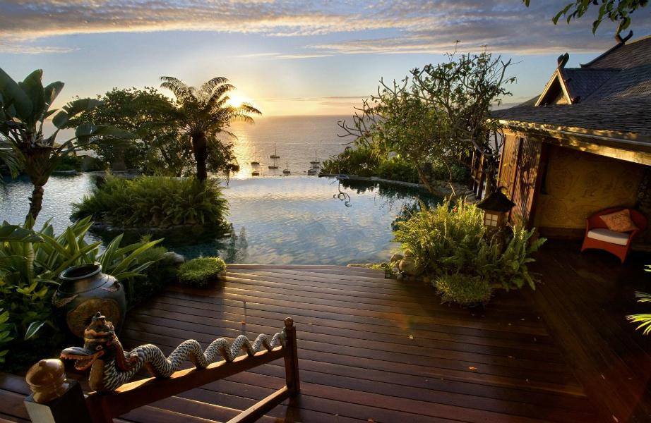 Ποιος δεν θα ήθελε να απολαύσει από εδώ το ηλιοβασίλεμα;