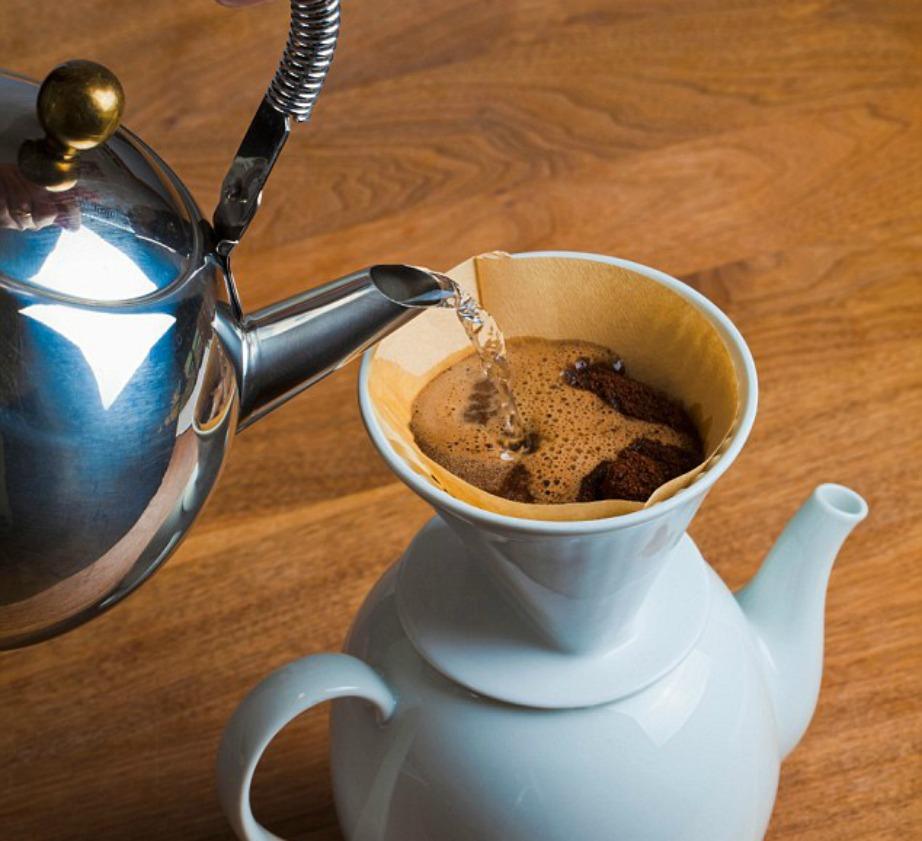 Το φίλτρο καφέ μπορεί να χρησιμοποιηθεί με πολλούς διαφορετικούς τρόπους.