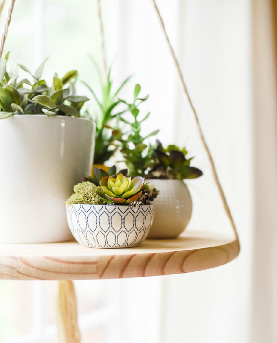 Φτιάξτε αυτή την όμορφη κατασκευή για να την κρεμάσετε στο σπίτι σας.