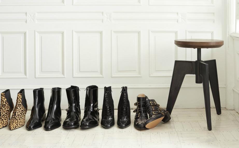 Μην κρατάτε ρούχα και παπούτσια που δεν πρόκειται να φορέσετε. Κάντε χώρο για καινούρια πράγματα στη ζωή σας.