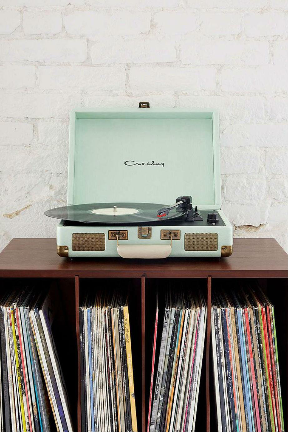 Ναι, οι παλιοί σας δίσκοι μπορεί να κάνουν το σπίτι σας πιο όμορφο και στιλάτο!