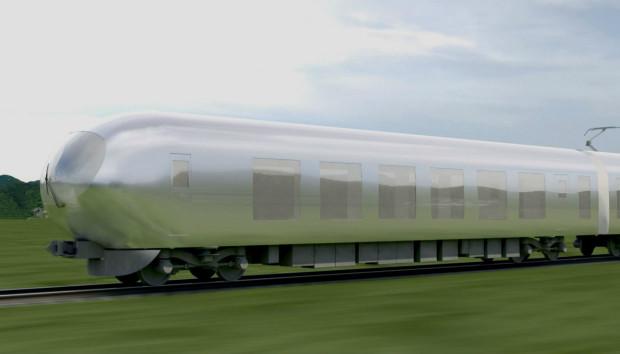 Ιαπωνία: Κατάφεραν να Φτιάξουν το Πρώτο Τρένο που Μπορεί να Γίνει Αόρατο!