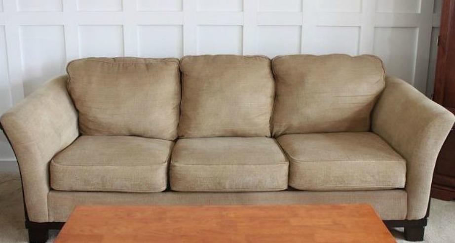 Πώς να Διορθώσετε έναν Καναπέ που Έχει «Κάτσει»!