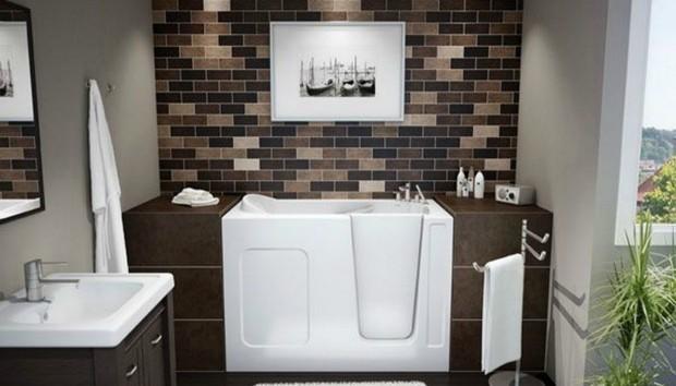 Μπάνιο: Οι πιο Έξυπνοι Τρόποι για να το Ομορφύνετε!